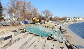 Пензенцы могут высказать свои замечания по ремонту набережной Суры
