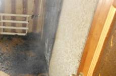 Жуткий пожар на Карпинского в Пензе тушили 15 человек