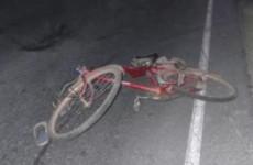 В Пензе водитель иномарки на полной скорости сбил велосипедиста