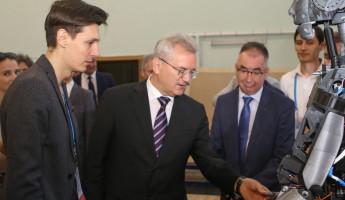 В Пензе состоится всероссийская инженерная олимпиада школьников