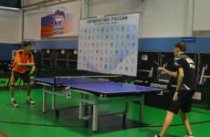 Пензенский спортсмен стал лучшим на первенстве России по настольному теннису