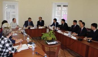 Делегация из Китая высоко оценила организацию соцзащиты населения в Пензенской области