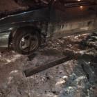 Пензенцы сообщают серьезную аварию на улице Строителей