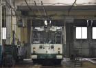 Первый «т» и полный «п». Пензенские рабочие устали ждать троллейбус