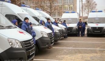 Пензенская область получила новые машины «Скорой помощи» и мобильные ФАПы