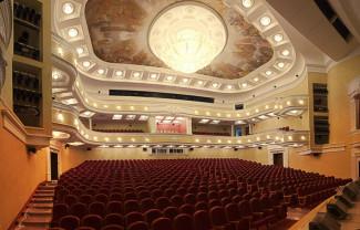 В драмтеатре прошла первая репетиция к открытию Года театра