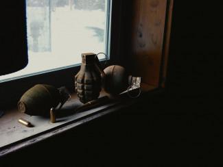 Мексиканские страсти в Пачелме. Во время ссоры мужчина взорвал гранату до дворе своей пассии