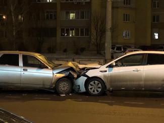 В пензенской Госавтоинспекции прокомментировали ДТП с лобовым столкновением двух легковушек