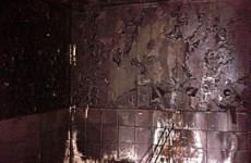 В Пензе с пожаром в ванной пытались справиться 11 человек