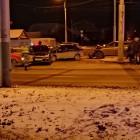 Очередное массовое ДТП на улице 8 Марта в Пензе. На этот раз столкнулись пять машин