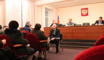 Руководитель пензенского Следкома встретился с жителями Зари