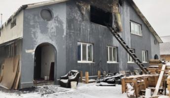 В пензенском Следкоме подтвердили информацию о гибели мужчины при пожаре на Терновского