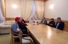 Пресс-конференция, посвященная Году театра в России