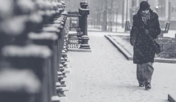 Завтра в Пензе и области ожидаются гололед и мокрый снег