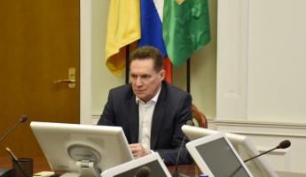 Виктор Кувайцев раскритиковал работу пензенских коммунальщиков