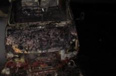 Ночью под Пензой огонь уничтожил «ГАЗель»