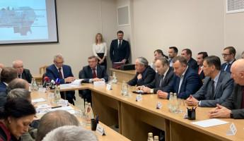 Иван Белозерцев подвел итоги работы пензенских промышленников