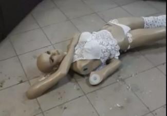 На Московской обокрали секс-шоп. Похищен резиновый фаллоимитатор и кое-что ещё...