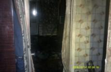 Ночной пожар в Кузнецке унес жизнь одного человека