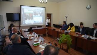 Представители компании «Термодом» презентовали Город Спутник ливанской делегации