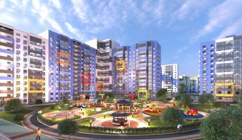 «Радужные дворы» - уютный квартал активного города