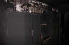 В Пензе на улице Минской в страшном пожаре погиб человек