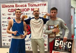 Пензенские боксеры стали победителями всероссийского турнира