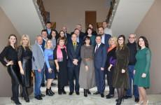 Виктор Кувайцев наградил руководителей пензенских СМИ