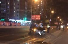 На проспекте Победы в Пензе легковушка сбила пенсионера