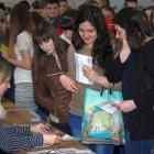 Молодые строители и архитекторы приняли участие в «Ярмарке вакансий»