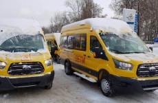 Пензенская область получила три новых школьных автобуса