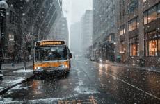 Стало известно расписание общественного транспорта в Пензе в новогодние праздники