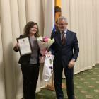Иван Белозерцев поблагодарил Первый пензенский портал за совместную работу
