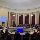 Пресс-конференция губернатора: инвестиции, выборы, молодежь