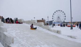 Очередной выпуск «Контроля качества» посвятили зимнему отдыху в Спутнике