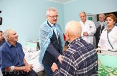 Шестую городскую больницу в Пензе отремонтирует к концу 2020 года