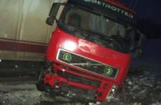Обнародованы фото с места смертельной аварии под Нижним Ломовом