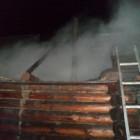 Серьезный пожар в Пензе тушили 9 спасателей