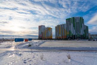Компания «Термодом» заморозила цены на квартиры в ЖК «Лазурный»
