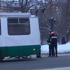 На улице Карпинского в Пензе троллейбус сбил велосипедиста - соцсети