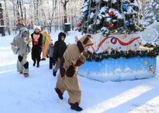 В эти выходные парк Белинского приглашает пензенцев на увлекательную программу