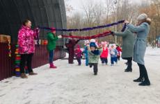 Детский парк приглашает маленьких пензенцев на занимательную программу