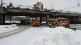 За минувшие сутки с пензенских улиц вывезено более 7000 кубометров снега