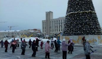 Пензенцев приглашают весело провести время на площади Ленина