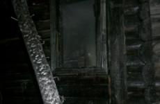 Страшный пожар в Пензенской области привел к гибели женщины