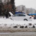 В Пензе произошло серьезное столкновение «десятки» и «Фольксвагена», есть пострадавшие