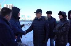Губернатор обсудил с руководством «Термодома» строительство детсадов и школы