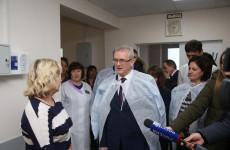 Пензенский губернатор посетил новый офис врача общей практики в Голицыно