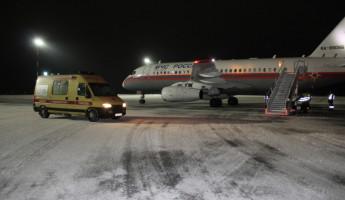 Девушку-подростка из Кузнецка, пострадавшую в ДТП, отправили в столицу спецбортом МЧС