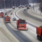 В Пензенской области возобновлено движение грузовиков на трассе М-5